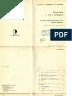 METZ, J. B. (Et Als.), Ilustración y Teoría Teológica. Salamanca, 1973