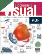 Diccionario Visual Larousse Espanol Ingles Frances Aleman Italiano