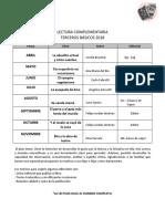 Comunicacion Lecturas 2018