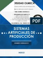 Sistemas Artificiales de Producción