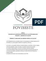 ANEXO 5 FOVISSSTE