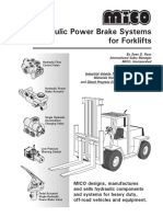 Mico - Hydraulic Power Brake Systems for Forklifts