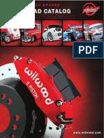 Wilwood Brake Pads - 2010 Catalog