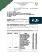 Acta Junta-Acad. Aa Ee