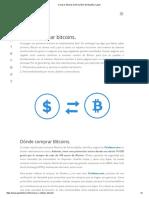 Comprar Bitcoins de Forma Fácil