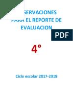 4° A HERRAMIENTAS Y OBSERVACIONES (2017)