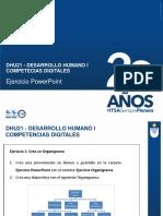 Ejercicio PowerPoint