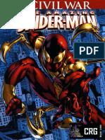 Civil War - 01 - Amazing Spiderman #529