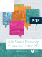 Kalamazoo Shared Prosperity 2018 Action Plan