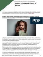 El Secreto de Los Abusos Sexuales en Contra de Niñas y Niños en México _ Alcaldes de México
