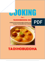 Cooking Taoshobuddha Way Volume 1