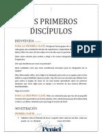 Lección 1 - Los Primeros Discípulos