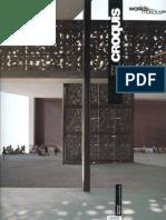ARQ - Herzog & de Meuron - Siza - Moneo - Libeskind - Perrault - El Croquis 91 - Two Worlds Towards an Improbable Architecture