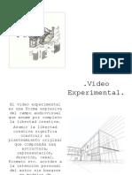 Video Experimental