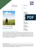 Telco Cloud Barclays Report