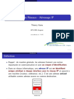 Cours Adressage IP