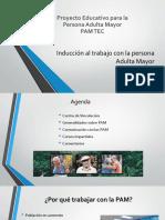 Charla de Inducción PAMTEC