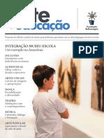 ARTE + EDUCAÇÃO