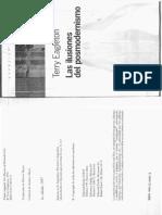 119744275 EAGLETON Terry Las Ilusiones Del Posmodernismo