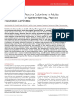 2010 ACG Guideline Management of Ulcerative Colitis