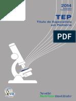 TEP 2014 - Questões comentadas.pdf