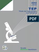 TEP 2013 - Questões comentadas.pdf