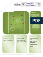 Session Plan Dcfa Coaches Association Movement