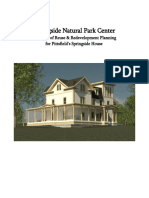 Springside Natural Park Center