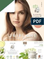 Catalogo de productos oriflame
