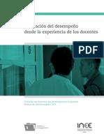 EVALUACION DE DESMPEÑO DOCENTE