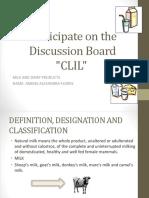 Participate on the Discussion Board_CLIL_JIMENA_FLORES