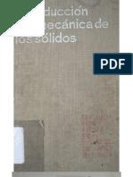 INTRODUCCION A LA MÉCANICA DE SÓLIDOS- Stephen Crandall