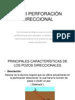 CAP Perforacion Direccional