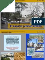 Teórica 4-EL ESPACIO PUBLICO URBANO-2010