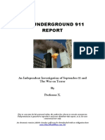 The Underground 911 Report.pdf