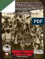 FEB 1944 Brazilian Intelligence Briefing