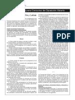 Convocatoria Plaza Filosofia y Letras Unam
