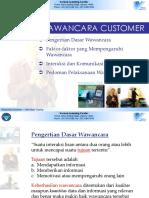interview customer