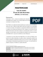 Caso de Estudios y Documento Del Mastercase_MBADIMKNT201802_MCASE