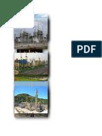 Fotos de Plantas de Procesamiento de Gas