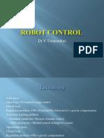 Robot Control- VUS