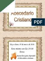 Abecedario Cristiano, En Ritmo de Salsa[1]. (07.08)