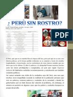 Perù Sin Rostro