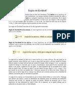 Leyes de Kirchhoff_PDF