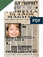 Fiorella Cumple 10!