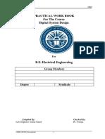 Practical Workbook (DSD)