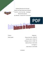 113343906 Trabajo Vibraciones Mecanicas Balanceo de Maquinas