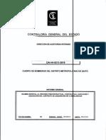 Examen Especial Contrato de Adquisición de 5 Ambulancias