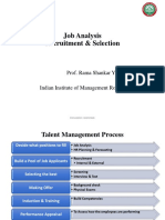 Session 4 Job Analysis