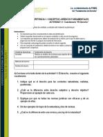 1.1 Cuestionario 1 El Derecho (1)